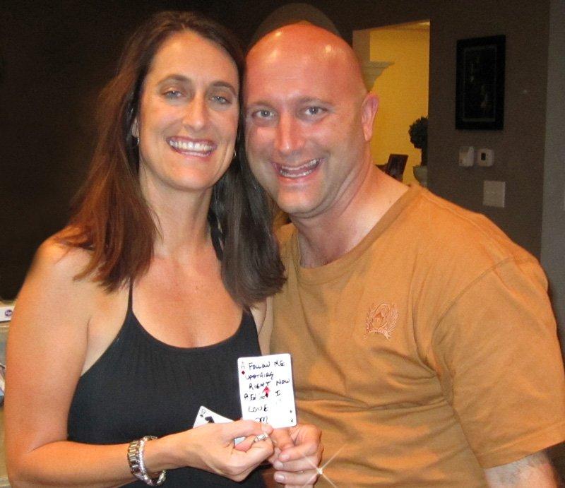 Naples Florida Magic Proposal Keith Raygor